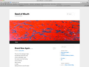 Seed of Mouth